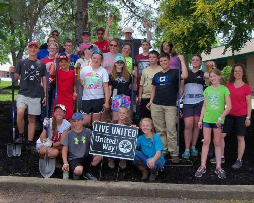 Christ Church Youth Ministry Volunteers