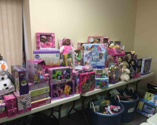Miami Valley Gaming Toy Drive